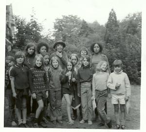 School photo circa 1970