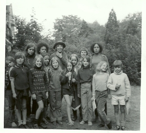 0009First cohort circa accademic year 1971